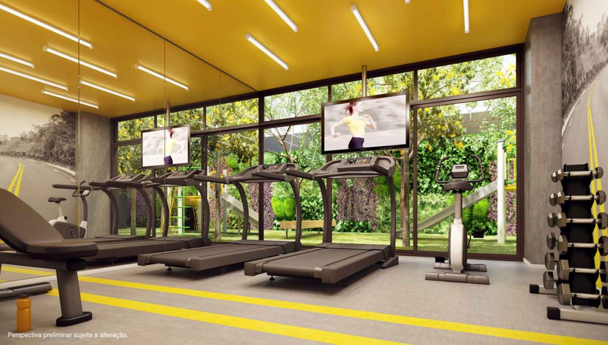 Fitness Studio (Copy)